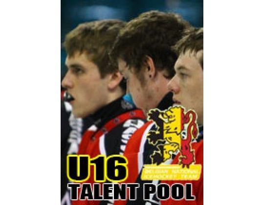 RBIHF organiseert 8-9/september  wederom Talentpool u16.