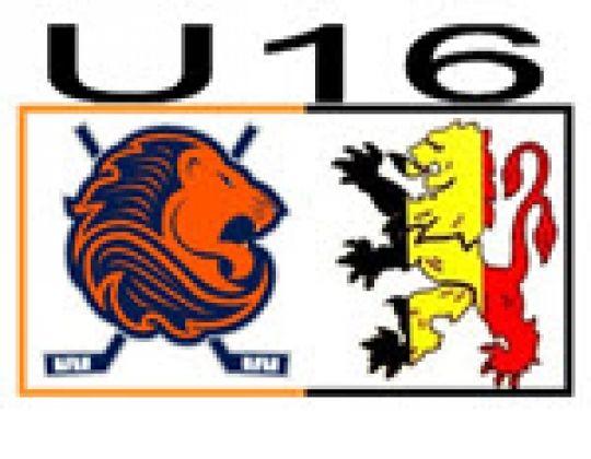 België U16, vriendschappelijke wedstrijd tegen Jong Oranje Nederland U16