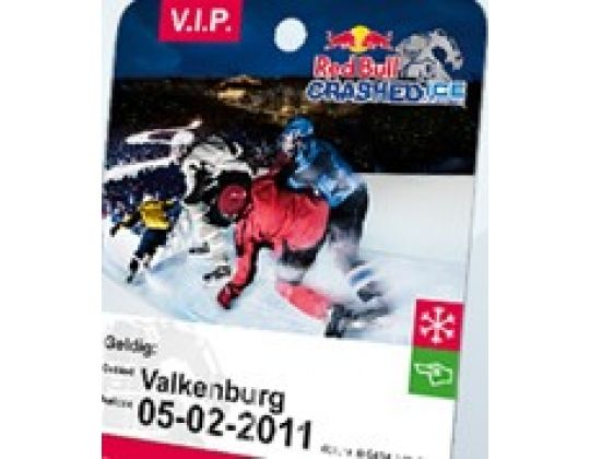 Red Bull Crashed Ice Valkenburg: Wilt U zich tickets voor de VIPplaatsen aanschaffen ?