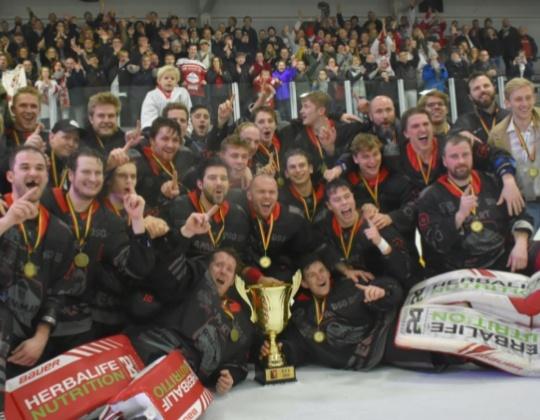 Nabeschouwing Finale Beker van Belgie: thriller tussen HYC en Bulldogs pure ijshockeypromotie