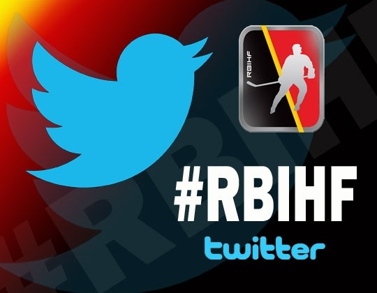 Welcome to RBIHF twitter