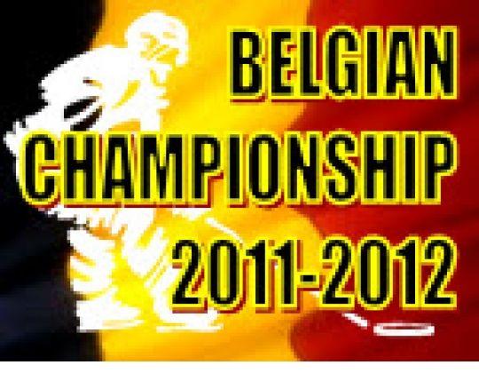 Division Honneur, Belgian Championship