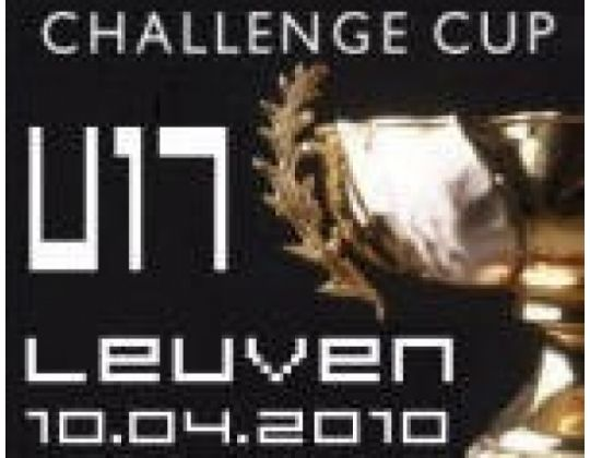 Challenge Cup U17: IHC Leuven bevestigt zijn titel