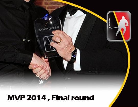 MVP, de Finale stemronde 2014