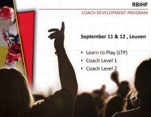 Programme de developpement des entraineurs de la RBIHF
