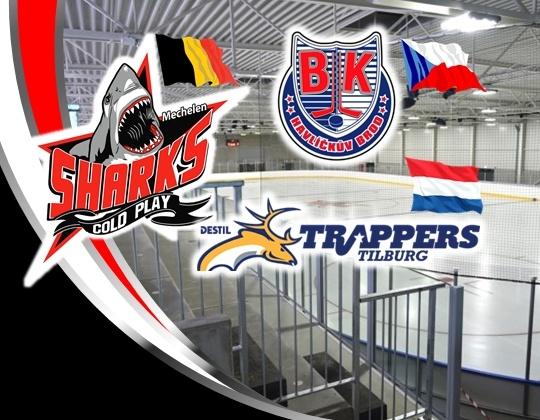 Openingsweek-end met Top Ijshockey!