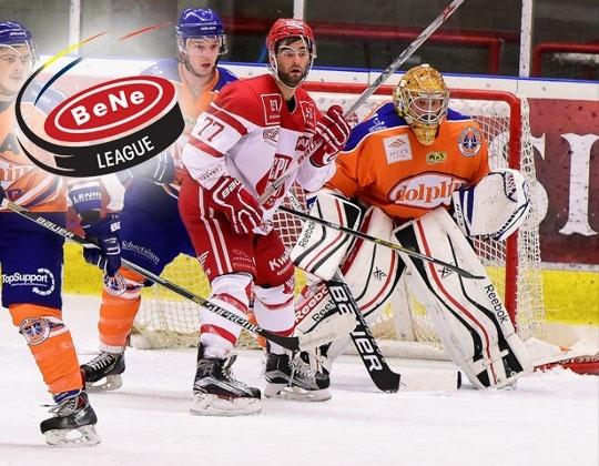 Clubs enthousiast over BENE-League.