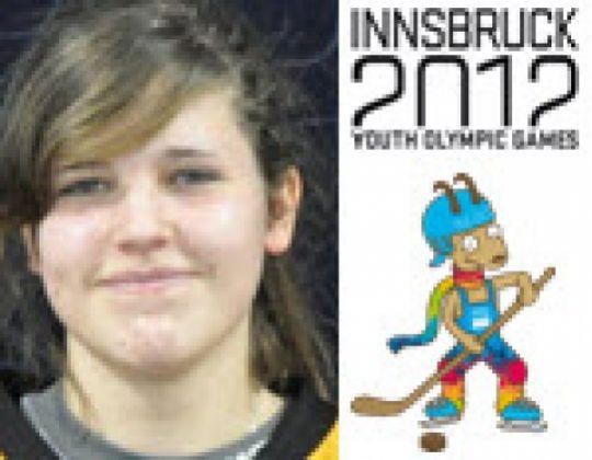 Belgian Junior Olympic Team aangekomen in Innsbruck !