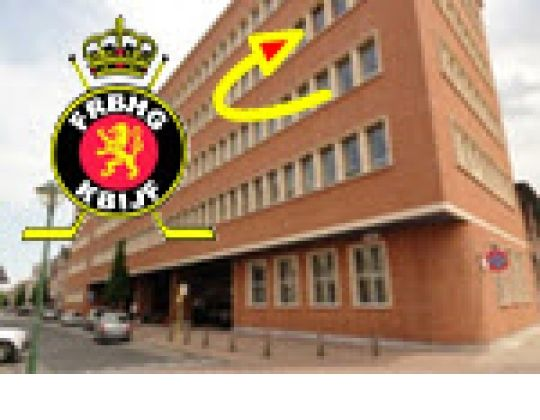 Nieuw kantoor voor de RBIHF