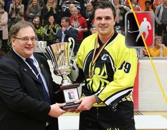 Sportiek Spins brengen Belgian Cup naar Brasschaat.