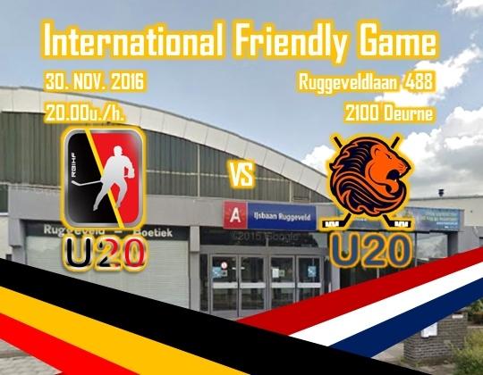 Belgium U20 in WK-modus