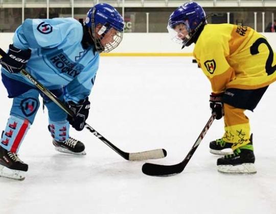 Face-off , IJshockey en InLine hockey seizoen 2020-2021