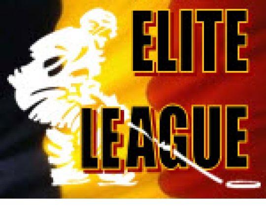 KAMPIOENSCHAP VAN BELGIË 2012-2013 ELITE LEAGUE
