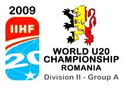 WK U20 Div.IIA, Woensdag 17.12.08: rustdag