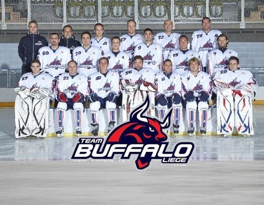 Rec1: Buffalo Luik kampioen