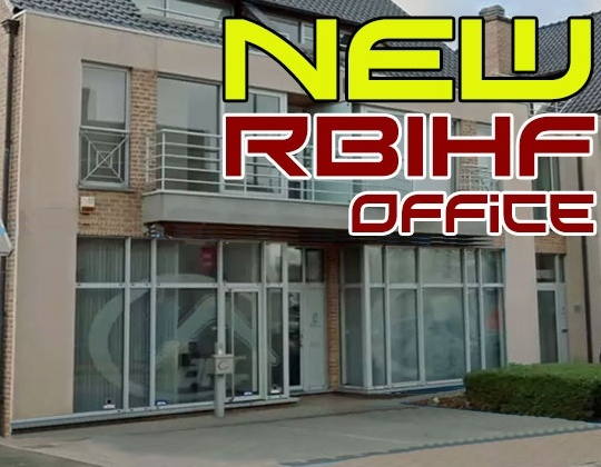 RBIHF invests in own office location.