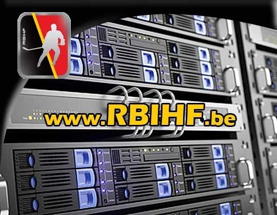 Een nieuw onderkomen voor de RBIHF website.