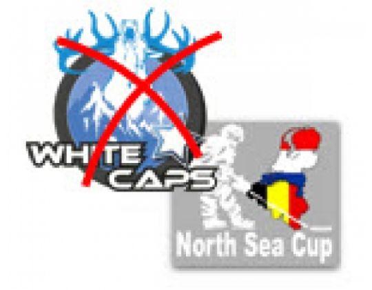 WHITE CAPS TREKT ZICH TERUG UIT DE NORTH SEA CUP