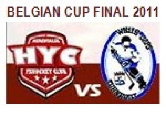 5.02.2011, Herentals: FINALE BVB, HYC Herentals – White Caps Turnhout