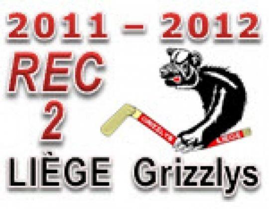REC 2 ; de titel voor GRIZZLYS LUIK