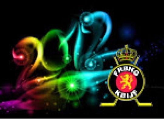 Nieuwjaarswensen RBIHF 2012