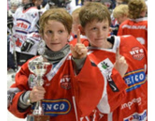 Internationale U8/U10 toernooi in Geleen: HYC winnaar !