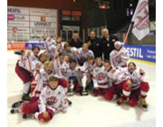 HYC Herentals U12 winnaar Paastoernooi in Tilburg