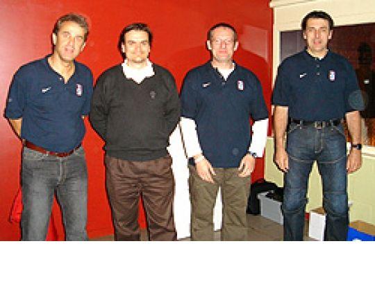 Succesvol IIHF Coaching Seminarie in Maaseik