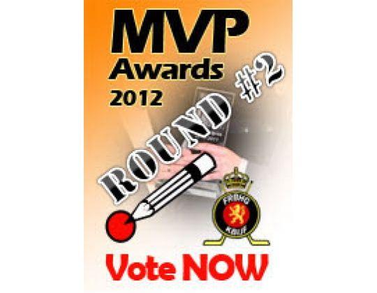 MVP Awards, Final voting round