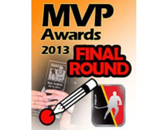 MVP Finale stemming !!