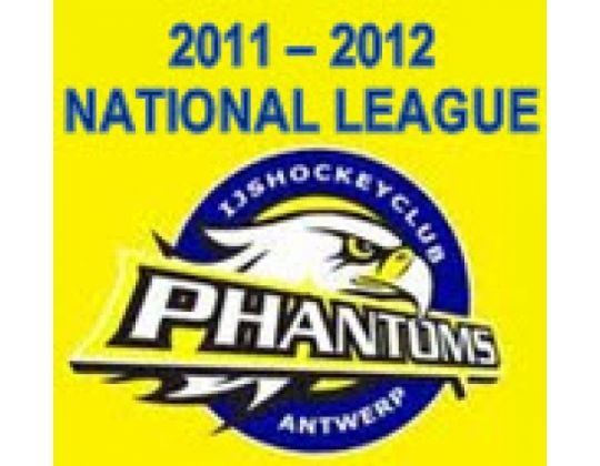 PLAY-OFFS : National League (16-19 maart 2012)