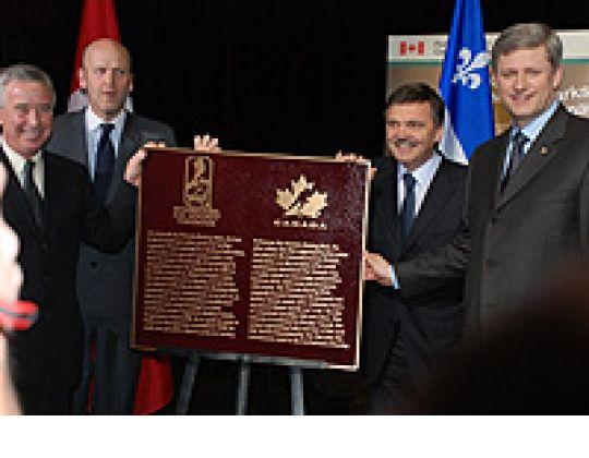IIHF Congres te Montréal, Canada – Dag 3