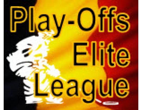 Elite League 2012-2013: Play-offs