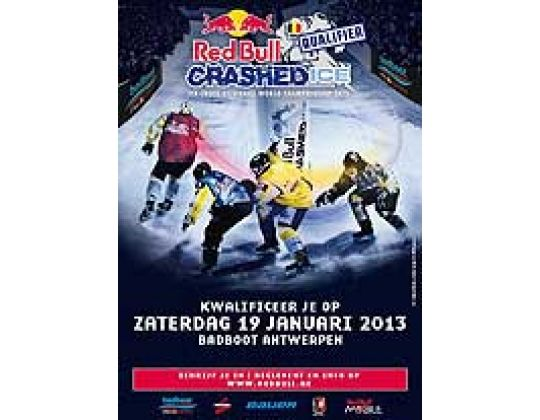 RED BULL Crashed Ice, Belgium 2013