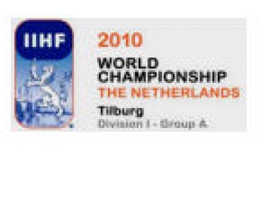 Wereldkampioenschap IJshockey Divisie 1 in Nederland (Div1A) en Slovenië (Div1B)