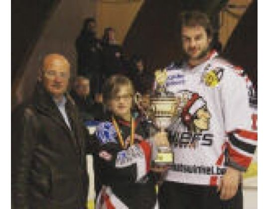 Landskampioen U13 : IHC Leuven