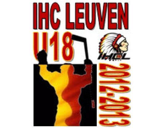 IHC LEUVEN U18 KAMPIOEN