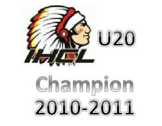 U20: Chiefs Leuven KAMPIOEN VAN BELGIE