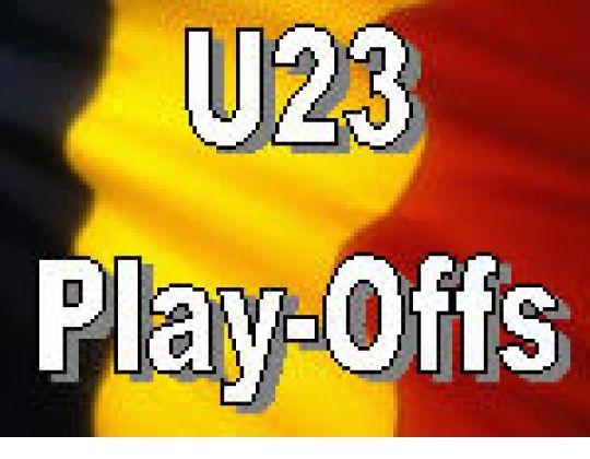 U23, Play-Offs, Halve finales (06-13 maart 2011)