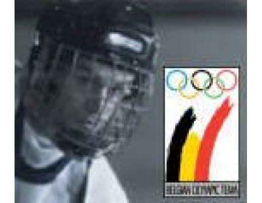 Belgisch Kunstschaatsicoon Van der Perren ijshockeyer ?