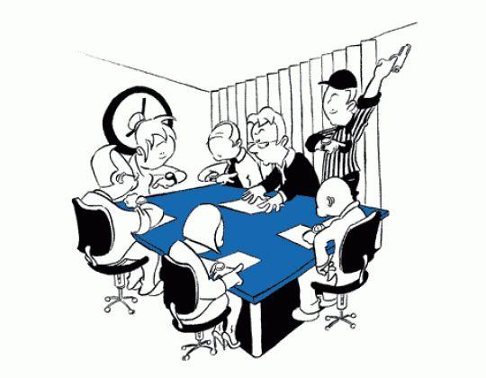 Vergadering TEC