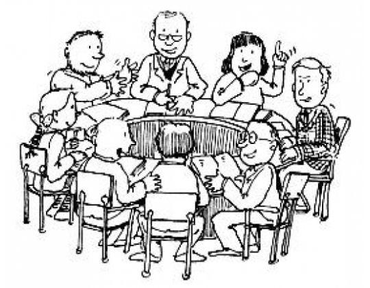 Clubvergadering