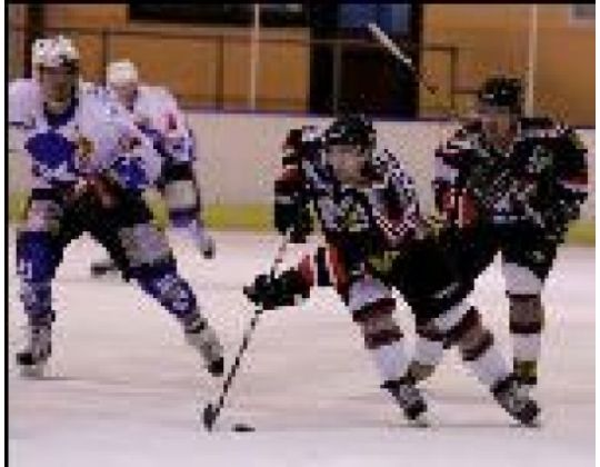 ELITE LEAGUE, Demi-finales des Play-offs