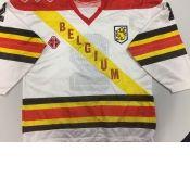 89/91 White Worldchampionship Gameworn Jersey