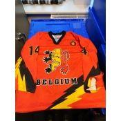 05/06 Red Woldchampionship Gameworn Jersey